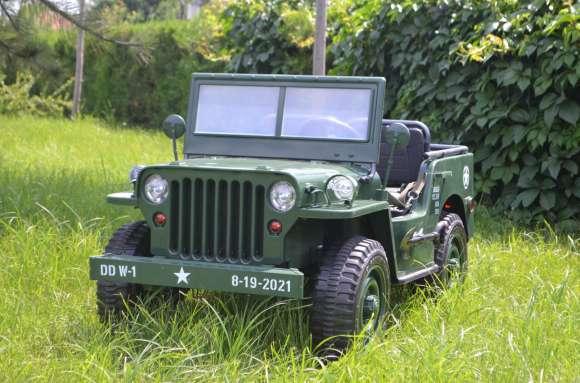 Masinuta Jeep USA ARMY 4X4 180W