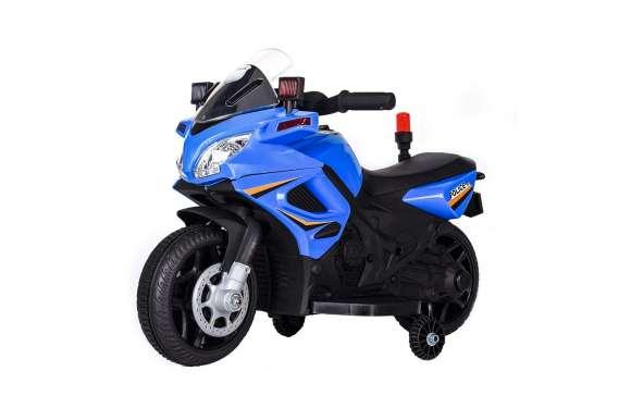 Mini Motocicleta Electrica Police 1x 25W 6V 4.5Ah