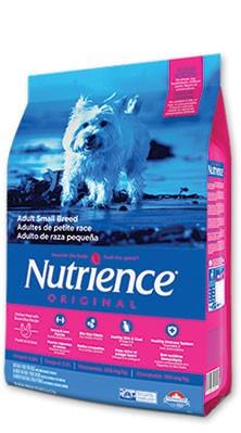 Nutrience Original Adult Small Breed Perro