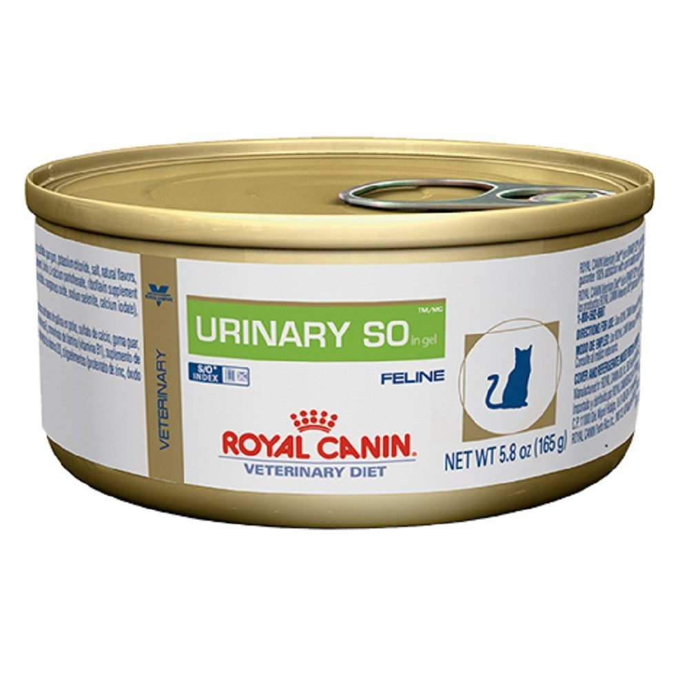 Royal Canin Lata Urinary SO Gato