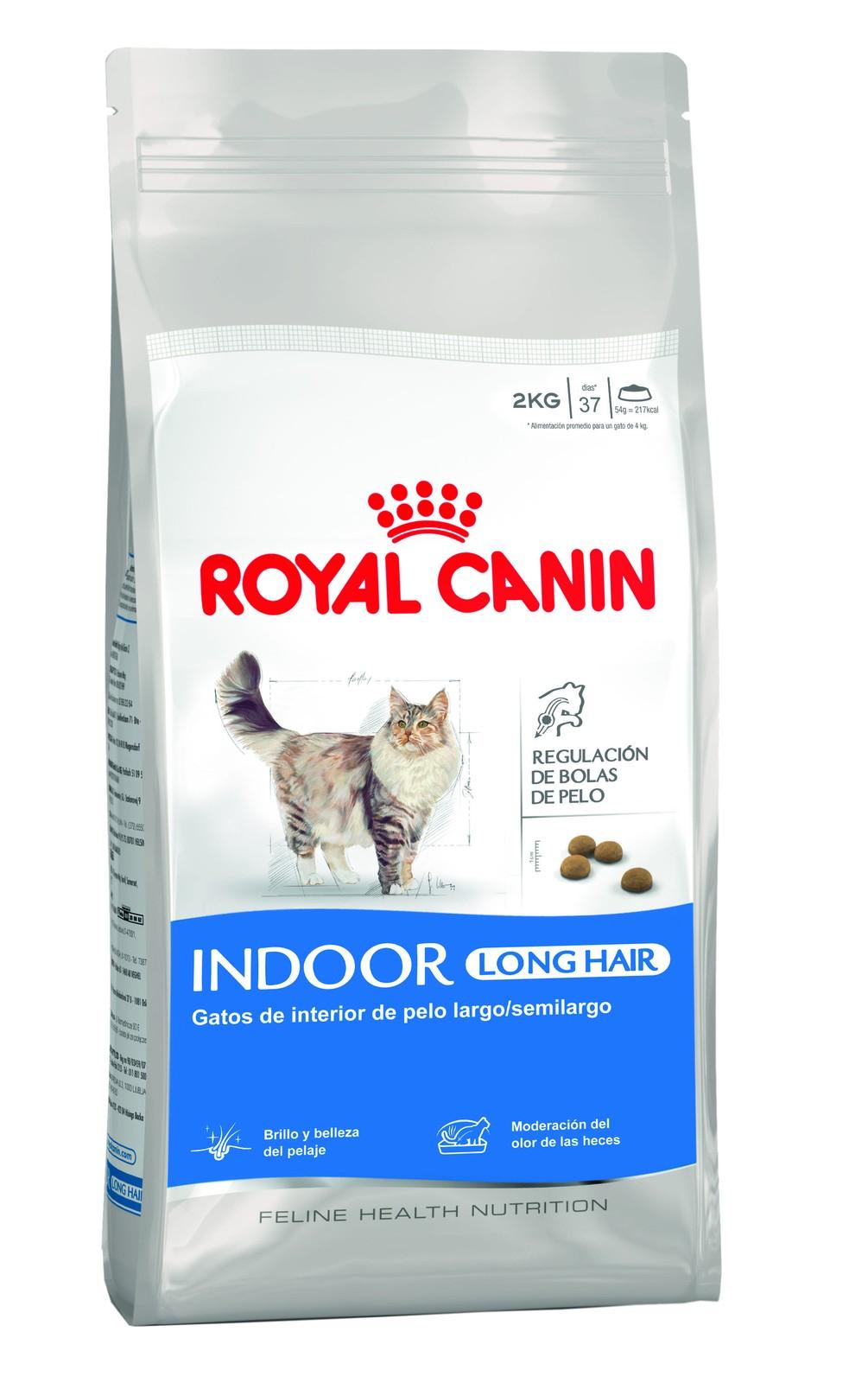 Royal Canin Indoor Long Hair Gato
