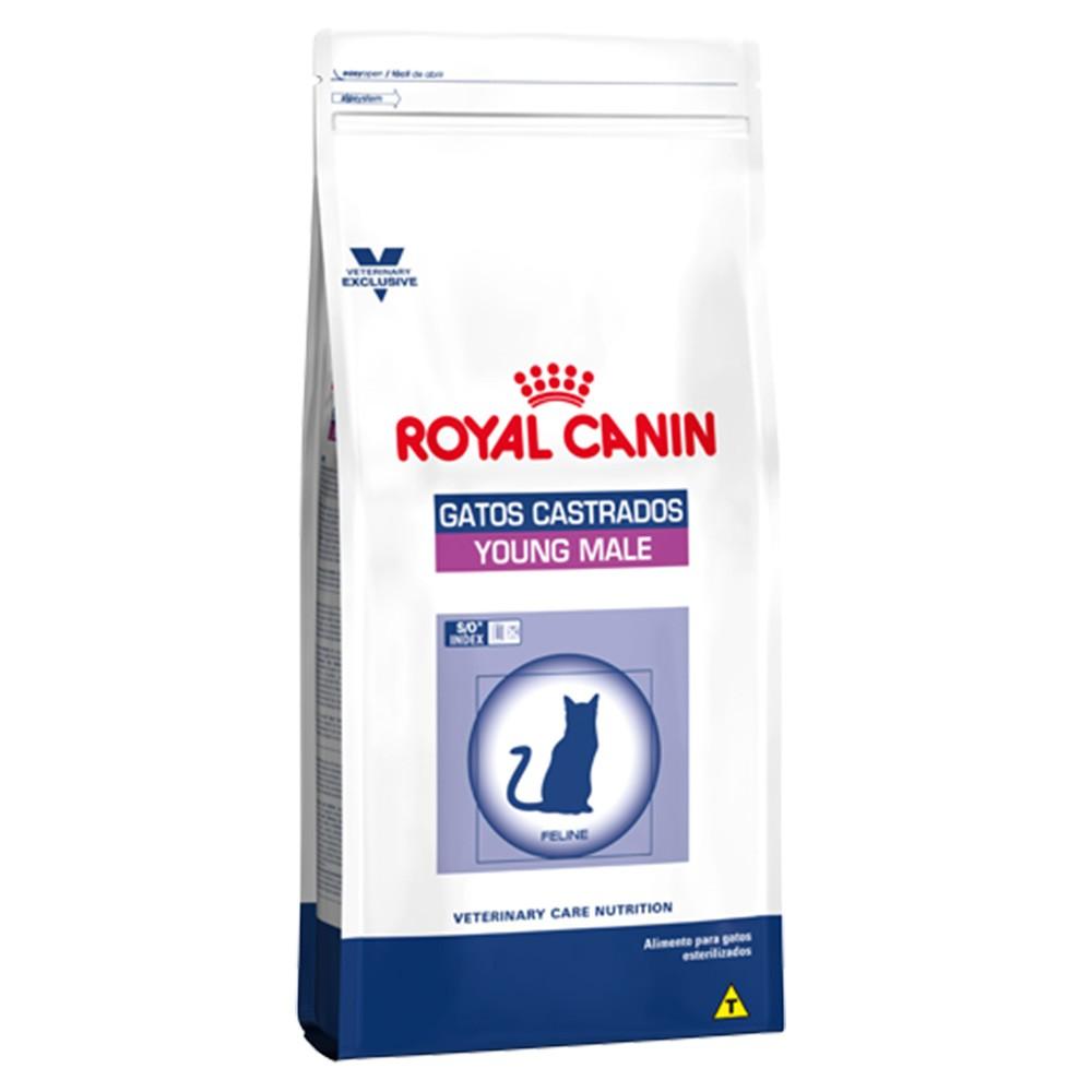 Royal Canin Gatos Castrados Young Male