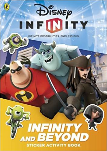 INFINITY AND BEYOND (DISNEY INFINITY)