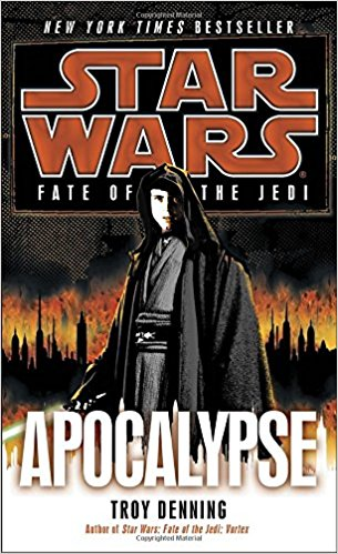 STAR WARS FATE OF THE JEDI: APOCALYPSE