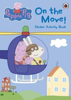 PEPPA PIG ON THE MOVE