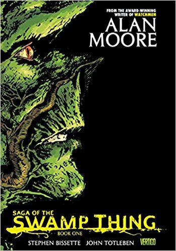 SAGA OF THE SWAMP THING (BOOK ONE)