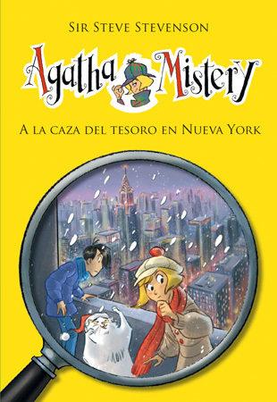 AGATHA MISTERY A LA CAZA DEL TESORO EN NUEVA YORK