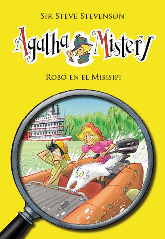 AGATHA MISTERY ROBO EN EL MISISIPI