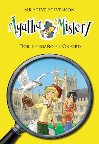 AGATHA MISTERY DOBLE ENGAÑO EN OXFORD
