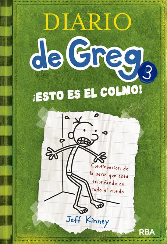 DIARIO DE GREG 3 ESTO ES EL COLMO (TD)
