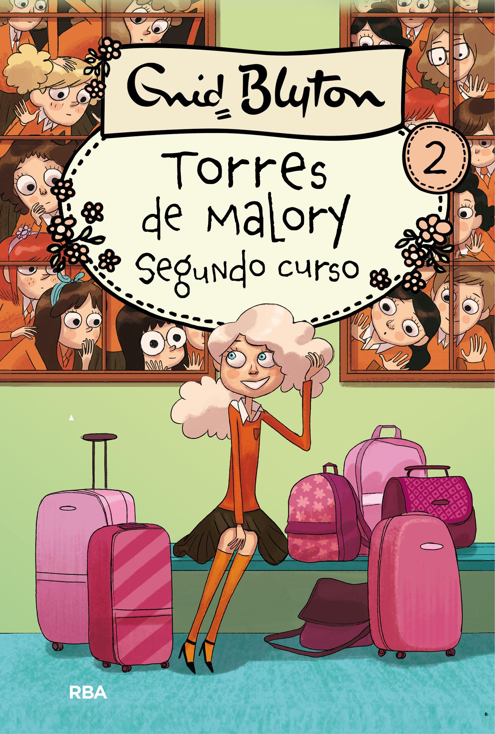 SEGUNDO GRADO EN TORRES DE MALORY