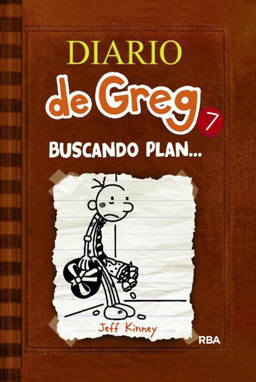 DIARIO DE GREG 7: BUSCANDO PLAN (TD)
