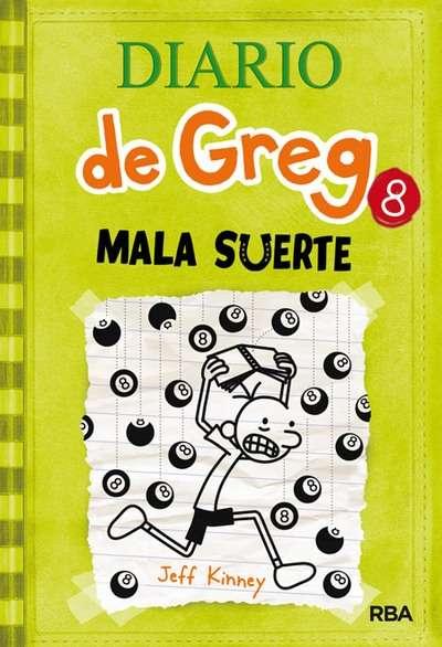 DIARIO DE GREG 8: MALA SUERTE (TD)