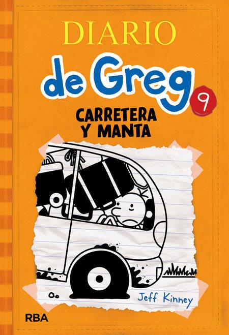 DIARIO DE GREG 9: CARRETERA Y MANTA (TD)