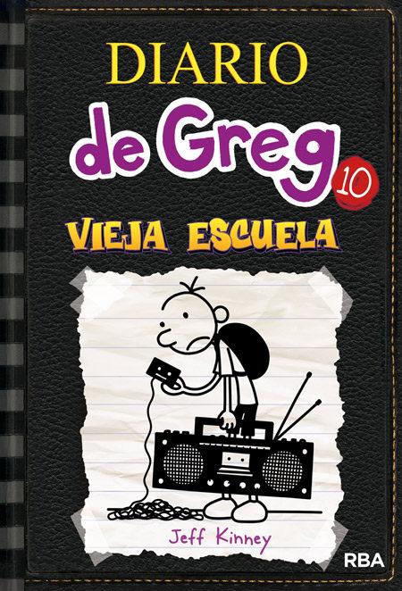 DIARIO DE GREG 10 VIEJA ESCUELA (TD)