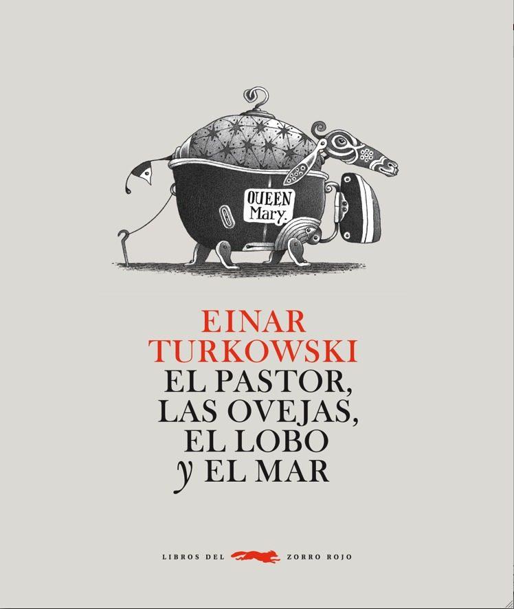 EL PASTOR, LAS OVEJAS, EL LOBO Y EL MAR