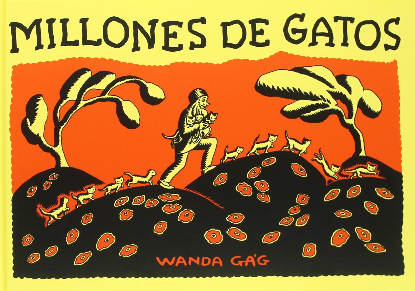MILLONES DE GATOS