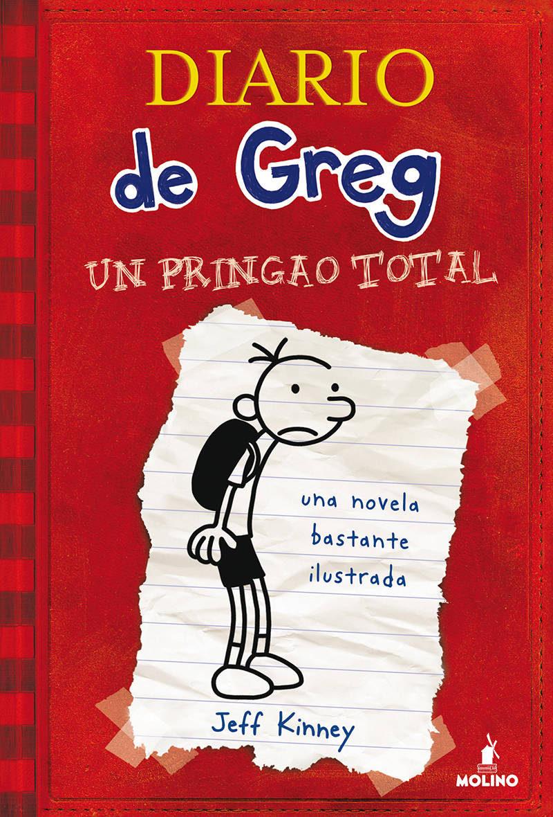 DIARIO DE GREG 1 UN PRINGAO TOTAL (TD)