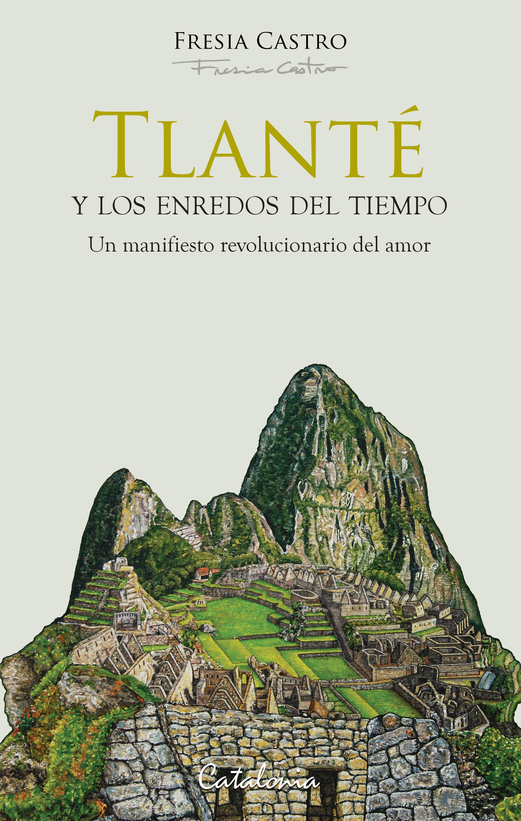 TLANTE Y LOS ENREDOS DEL TIEMPO