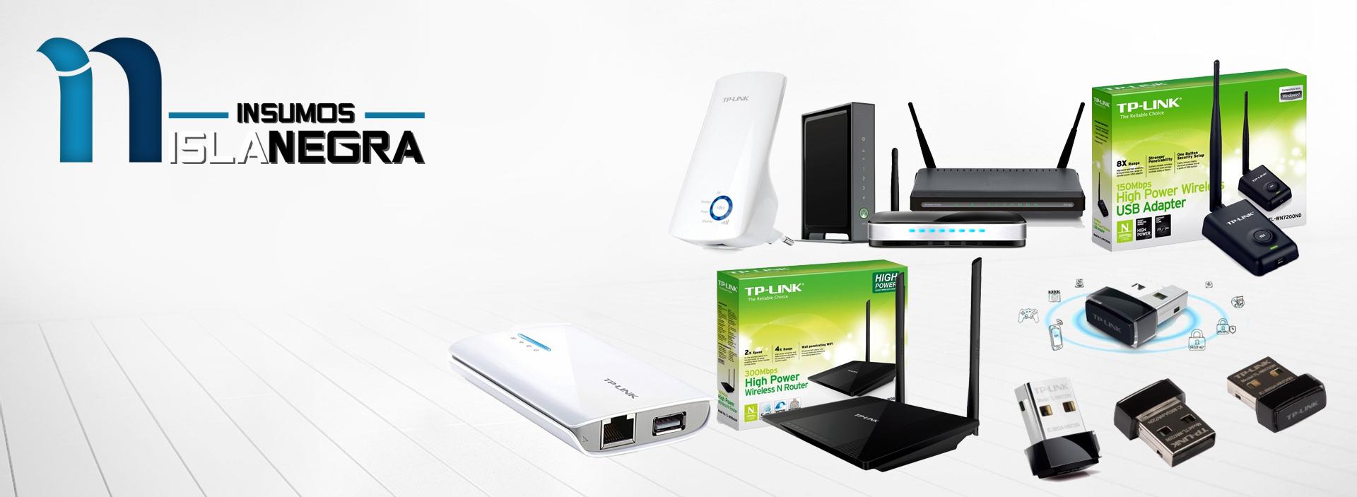 Hub y Routers