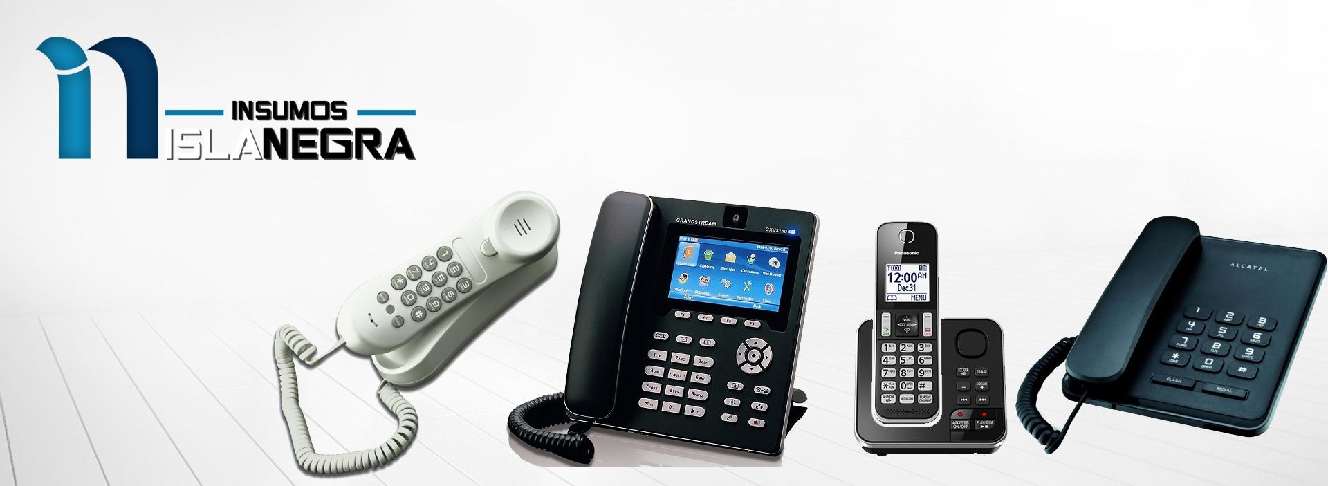 Telefonos y Accesorios