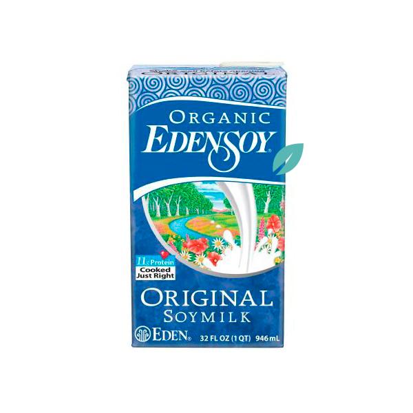 Bebida organica soya Original 1 litro