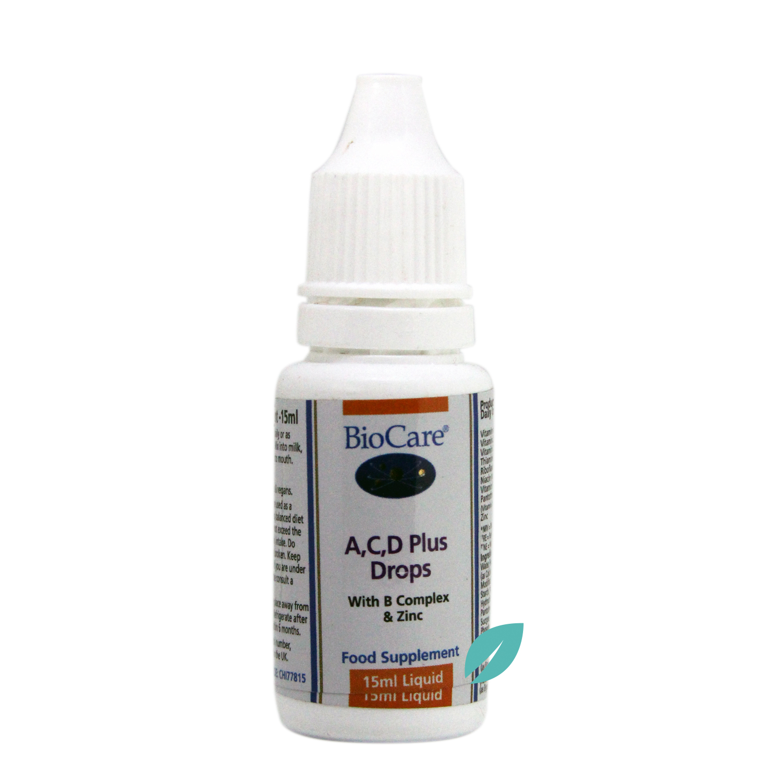Vitamina ACD Plus infantil 15 ml