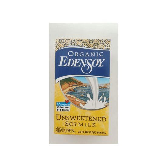 Edensoy Bebida Soya Orgánica sin Azúcar