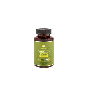 Aquasolar Power Chlorella en tabletas