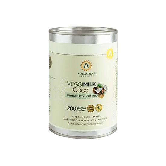 Aquasolar Veggimilk Coco