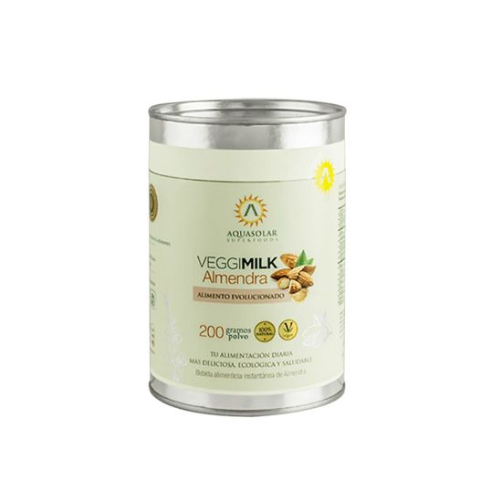 Aquasolar Veggimilk Almendra