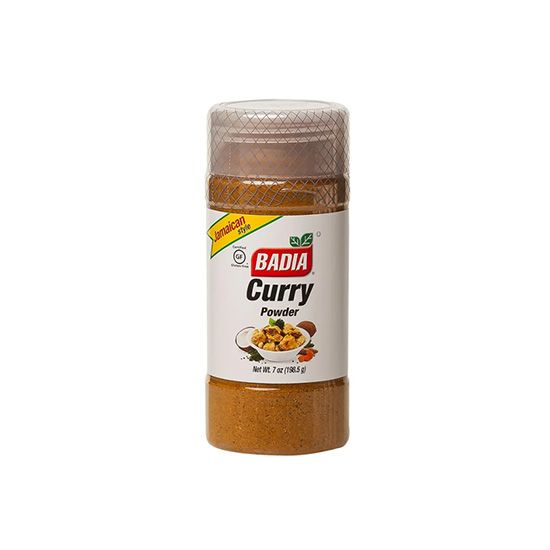 Badia Curry en polvo