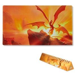 Dragon Shield Playmat Yellow