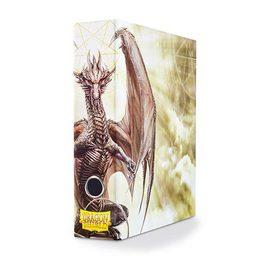 Slipcase Binder - White Dragon