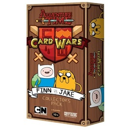 Adventure Time Card Wars: Finn vs. Jake - Collectors Pack