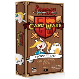 Adventure Time Card Wars: Fionna vs. Cake - Collector's Pack