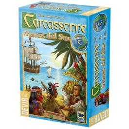 Carcassonne: Mares del Sur