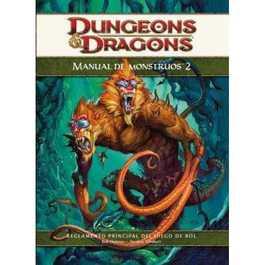 D&D 4th Edición - Manual de Monstruos 2
