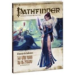 Pathfinder JDR: Concejo de Ladrones - Lo que Yace en el Polvo