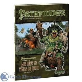 Pathfinder JDR: Forjadores de Reyes - Los Ríos se Tiñen de Rojo