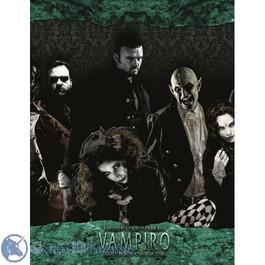 Vampiro: La Mascarada Ed. 20° Aniversario - Pantalla del Narrador