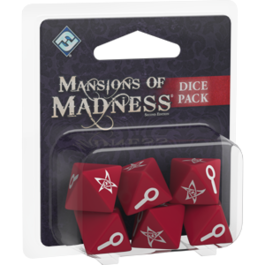 Arkham Horror Mansions of Madness Dice Pack