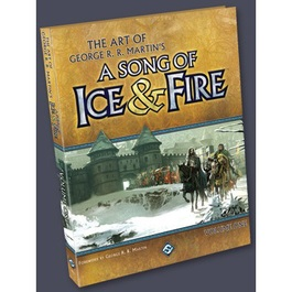 The Art of George R.R. Martins: A Song of Ice & Fire Vol. 1