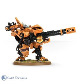 Warhammer 40.000: Tau Empire XV88 Broadside Battlesuit