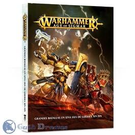 Warhammer: Age of Sigmar - Libro de Reglas