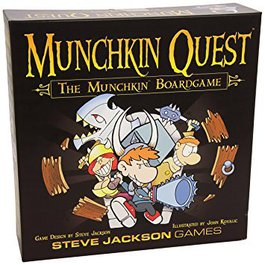 Munchkin Quest The Board Game