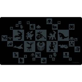Legendary Pokémon Pattern Playmat