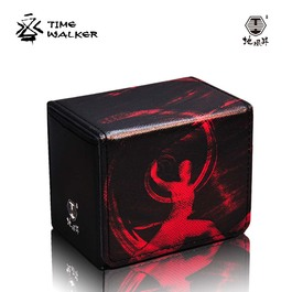 TW Deck Box Kungfu - Black