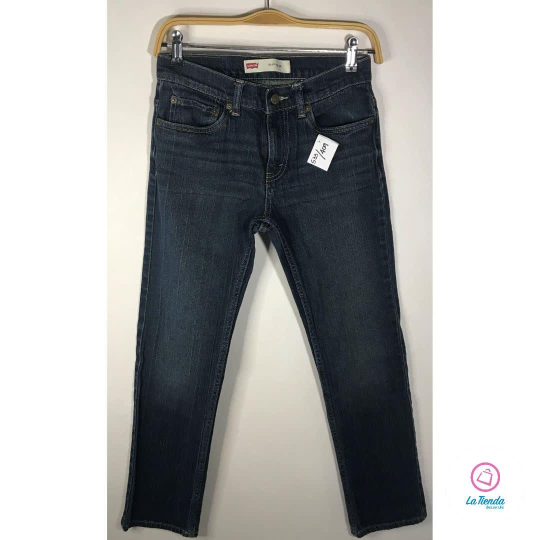 Jeans Levis Jeans Modelo 511 De Mujer La Tienda Solidaria