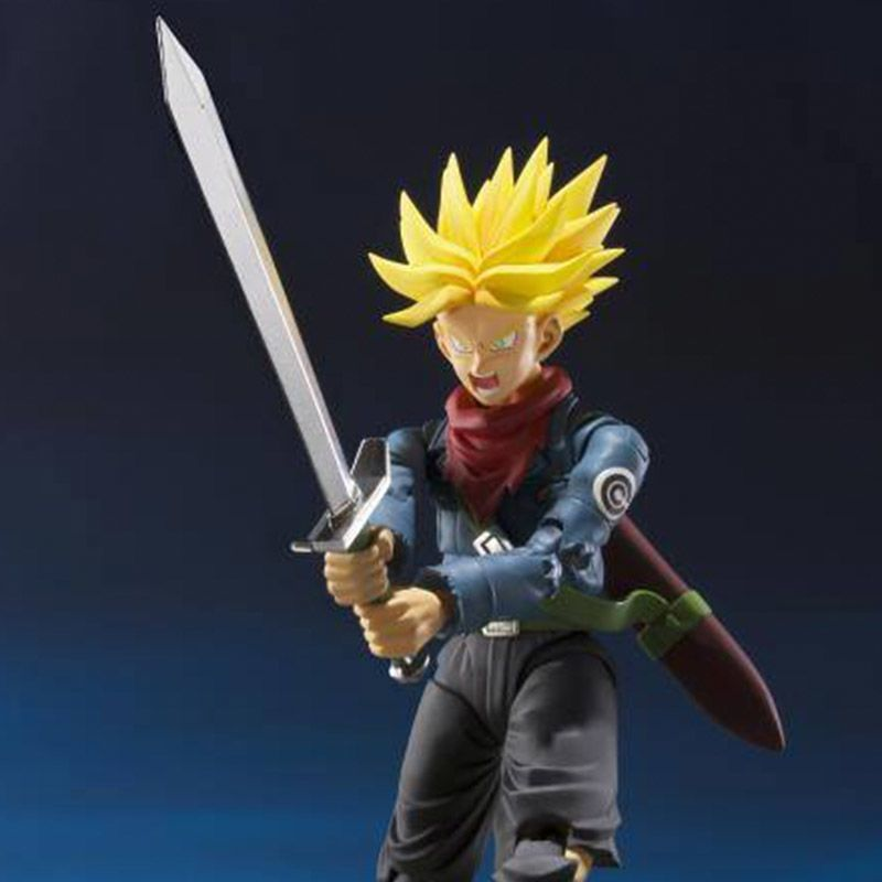 S.H. Figuarts Trunks DBS